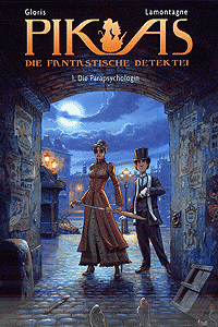 Pik As: Die fantastische Detektei, Band 1, Splitter Comics