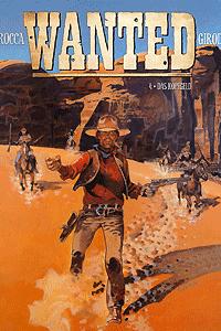 Wanted, Band 4, Splitter Comics