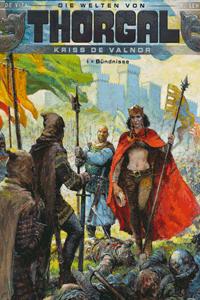 Die Welten von Thorgal   Kriss de Valnor, Band 4, Splitter Comics