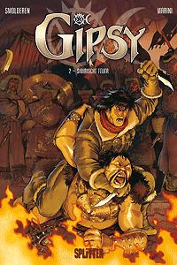Gipsy, Band 2, Splitter Comics