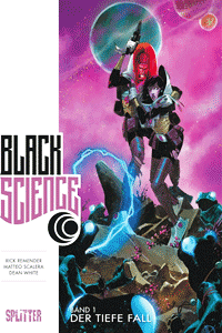 BLACK SCIENCE, Band 1, Splitter Comics