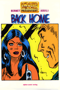 Back Home, Einzelband, Alpha-Comic Verlag