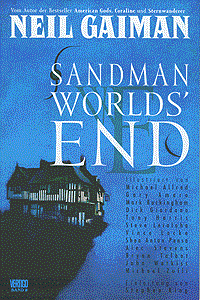 Sandman, Band 8, Panini Comics (Vertigo/Wildstorm)