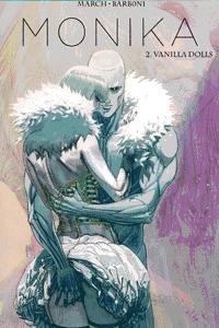 MONIKA, Band 2, Panini Comics (Vertigo/Wildstorm/Panini)