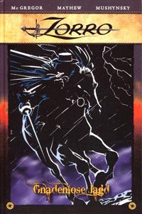 Zorro: Gnadenlose Jagd, Band 1 Variant, Classic Heroes