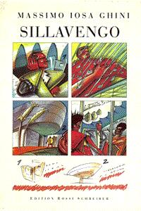 SILLAVENGO, Einzelband, Edition Rossi Schreiber