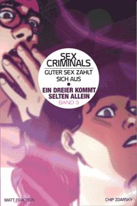 SEX CRIMINALS, Band 3, Panini Comics (Vertigo/Wildstorm/Panini)