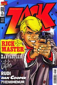 ZACK, Band 68, ZACK-Magazin