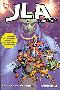 DC Premium 48: JLA Softcover, Einzelband, Schicksalsspiele, Science Fiction Comics Fremde Welten, Englehart, Derenick, Farmer, Baron, 16.95 €