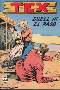 TEX WILLER, Band 44, Duell in El Paso, Top Western Comic Klassiker, Giovanni Luigi Bonelli, Aurelio Galleppini, 11.90 €
