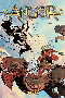 Angor, Band 4, Vilyana, Splitter Comics,  Jean-Charles Gaudin, Dimitri Armand, 13.80 €