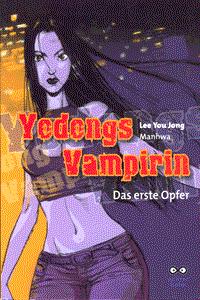 Yodongs Vampirin, Einzelband, Lappan Comics