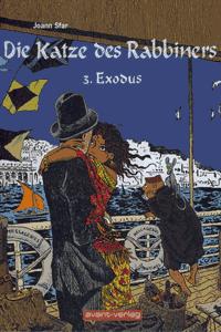 Die Katze des Rabbiners, Band 3, Avant Verlag