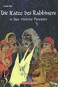 Die Katze des Rabbiners, Band 4, Avant Verlag