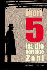 5 IST DIE PERFEKTE ZAHL, Einzelband, Kriminalst�ck