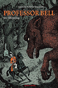 Professor Bell, Band 3, Der Affenkönig