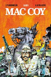 MAC COY, Band 1, Avant Verlag