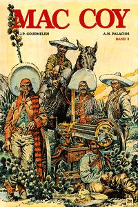 MAC COY GESAMTAUSGABE, Band 3, Avant Verlag