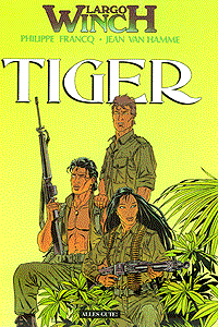 Largo Winch, Band 8, Tiger