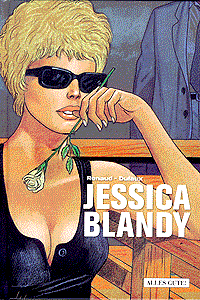 Jessica Blandy, Band 1, Alles Gute Comics