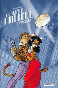 Ein Affe am Himmel, Band 1, Alles Gute Comics