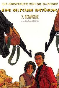 Eine seltsame Entf�hrung, Band 7, Gefangene