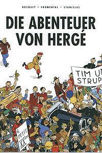 Die Abenteuer von Herge, Einzelband, Carlsen Comics