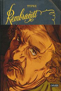 REMBRANDT, Einzelband, Carlsen Comics