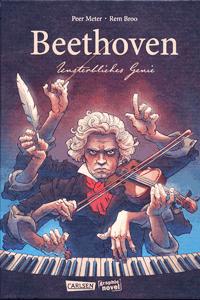 Beethoven, Einzelband, Carlsen Comics