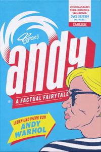 Andy – A Factual Fairytale, ein sachliches Märchen, Einzelband, Carlsen Comics