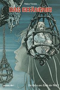 Die Reise ans Ende der Welt, Band 1, Carlsen Comics