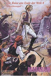Die Reise ans Ende der Welt, Band 8, Maharani