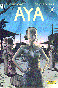 AYA, Band 3, Carlsen Comics