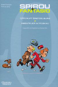SPIROU UND FANTASIO - 40 Jahre Carlsen Comics, Einzelband, Carlsen Comics