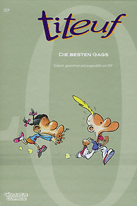 Titeuf - 40 Jahre Carlsen Comics, Einzelband, Carlsen Comics