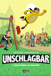 Unschlagbar, Imbattable, Band 2, Carlsen Comics