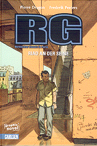 RG - Verdeckter Einsatz in Paris, Band 1, Carlsen Comics