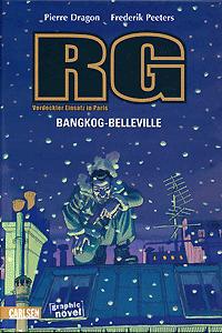 RG - Verdeckter Einsatz in Paris, Band 2, Bangkog-Belleville
