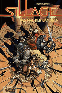 Sillage, Band 4, Carlsen Comics