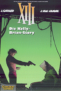 XIII, Band 18, Die Kelly-Brian-Story