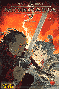 Morgana, Band 3, Carlsen Comics
