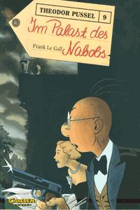 Theodor Pussel, Band 9, Im Palast des Nabobs (Teil 1)