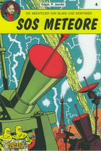 Die Abenteuer von Blake und Mortimer, Band 4, SOS Meteore
