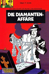 Die Abenteuer von Blake und Mortimer, Band 5, Carlsen Comics
