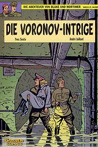 Die Abenteuer von Blake und Mortimer, Band 11, Die Voronov-Intrige