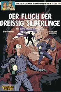 Die Abenteuer von Blake und Mortimer, Band 17, Carlsen Comics