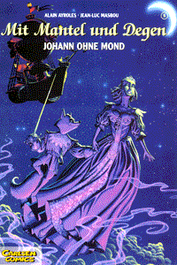 Mit Mantel und Degen, Band 5, Carlsen Comics