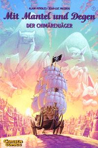 Mit Mantel und Degen, Band 7, Carlsen Comics