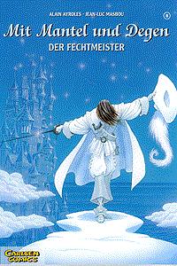 Mit Mantel und Degen, Band 8, Carlsen Comics