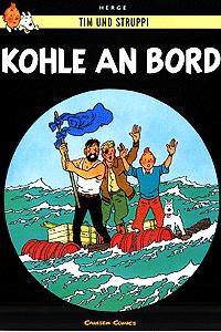 Tim & Struppi, Band 18, Kohle an Bord